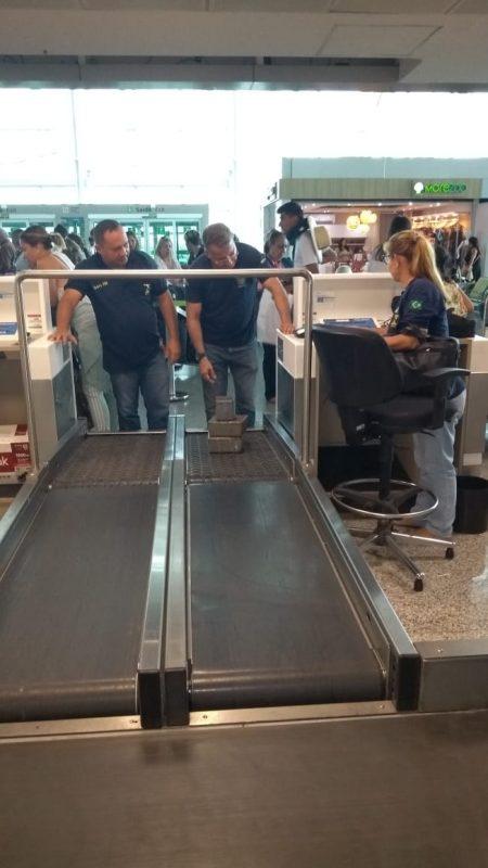 Balanças dos aeroportos de Natal e Mossoró são aprovadas em fiscalização do IPEM/RN