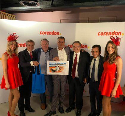 Corendon confirma ao prefeito Álvaro Dias nova temporada do voo Amsterdã-Natal