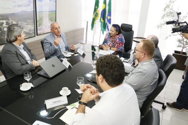 Governo e empresa ítalo-brasileira discutem investimento de R$ 5 bi no RN