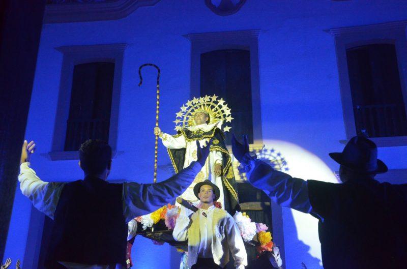Auto do Santo Gonçalo: Prefeitura Municipal promove espetáculo sobre a história do padroeiro da cidade