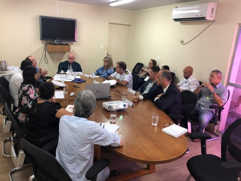 CODERN realiza reunião para discutir protocolos preventivos ao Coronavírus nos Portos do RN