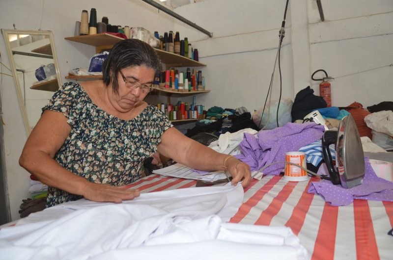 Curso de costura industrial abre inscrições para novas turmas em 2020