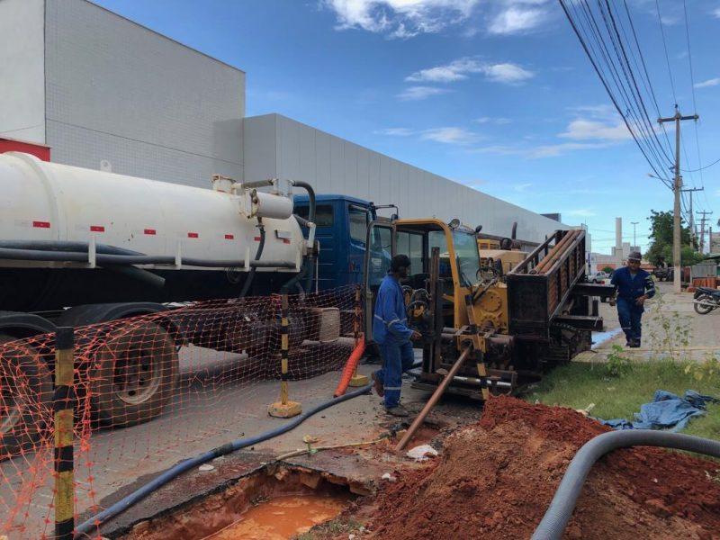 Potigás lançou mais de 25 mil metros de gasodutos em 2019