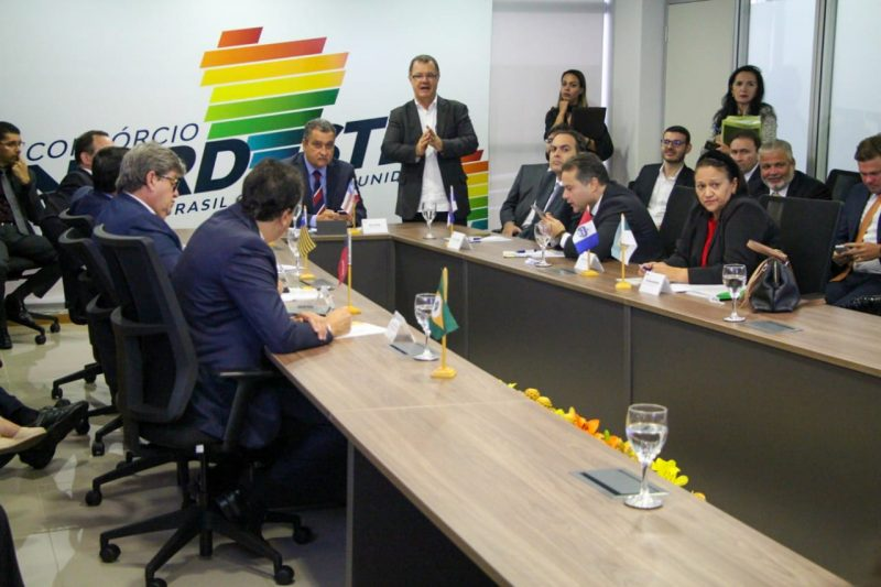 Consórcio Nordeste define agenda 2020