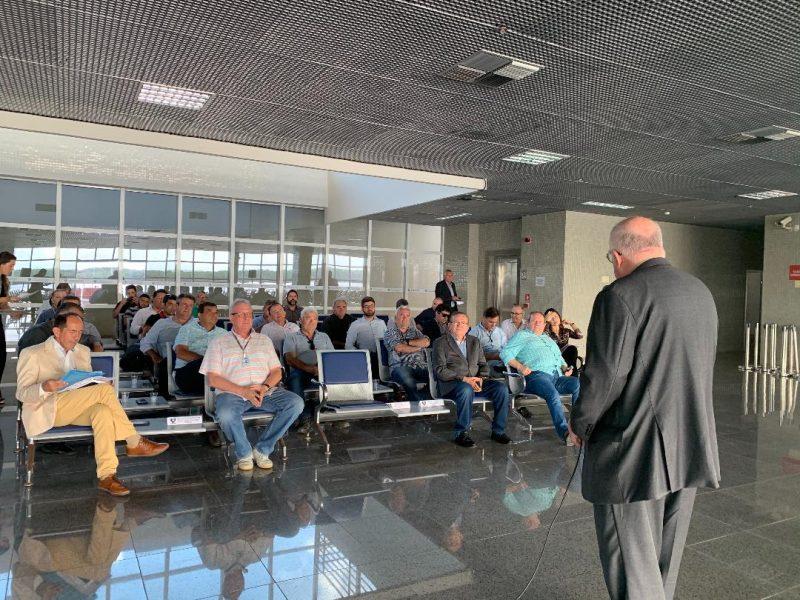 CODERN, Secretaria Estadual de Desenvolvimento Econômico e empresários discutem cabotagem pelo Porto de Natal