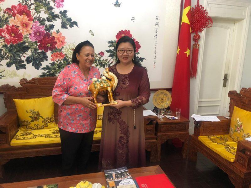 Governo do RN prepara encontro com embaixador chinês no Brasil