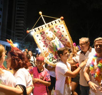 Carnaval de Natal: Alceu, Raí e dezenas de atrações agitaram foliões
