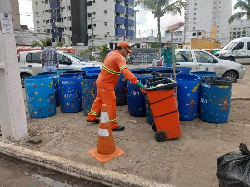 Prefeitura coloca bloco de serviços na rua durante o Carnaval
