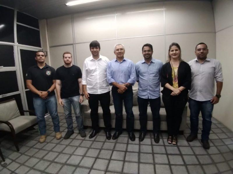 Seap apresenta proposta de mão de obra carcerária para prefeituras