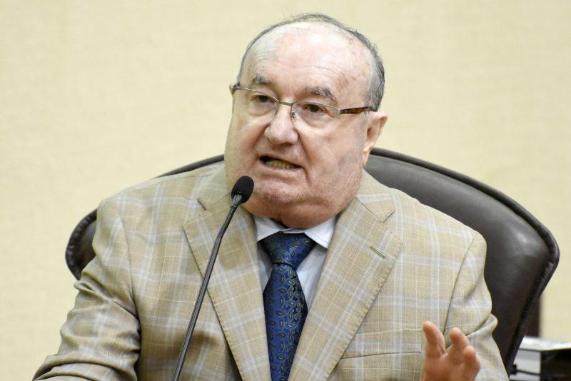 Deputado José Dias critica ausência da governadora na abertura do ano legislativo