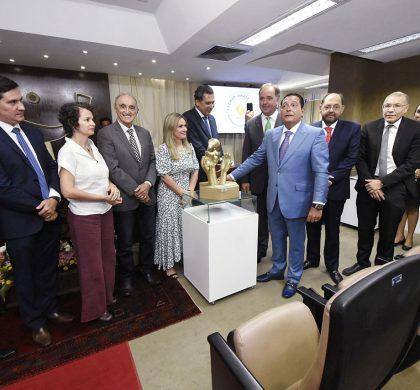 Assembleia RN recebe prêmio de 1º lugar em gestão conferido pela Unale
