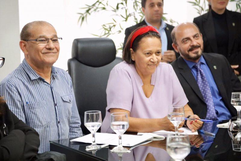 Governadora Fátima anuncia a convocação de 600 novos professores para a rede pública estadual
