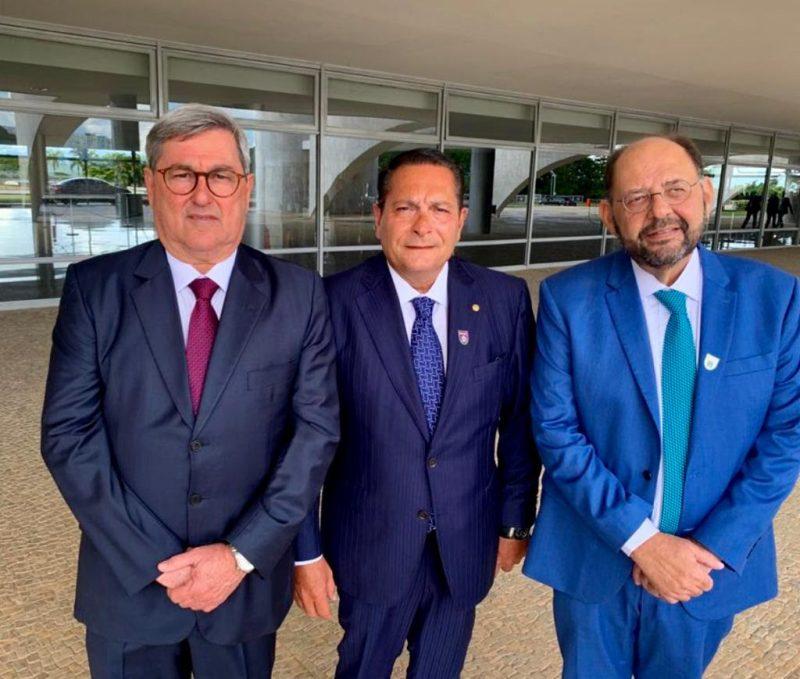 Presidente da Assembleia comenta posse do ministro Rogério Marinho