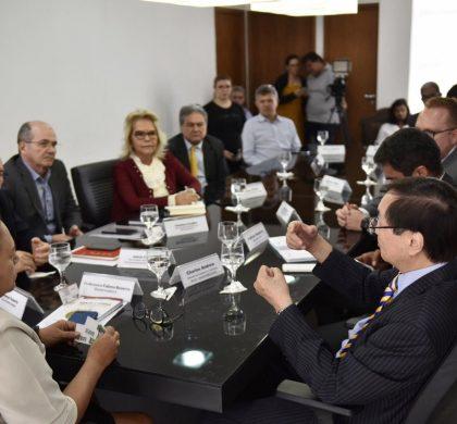 Câmara de Comércio e Indústria Brasil-China busca investimentos em energia e agricultura