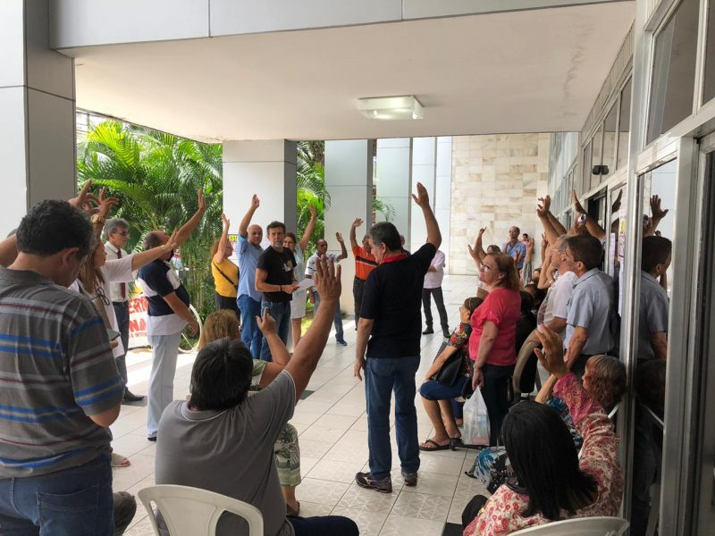 Servidores do IPERN suspendem greve após Governo apresentar proposta com vistas a implementar o auxílio-alimentação