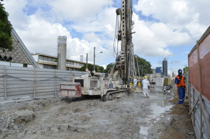 Túnel de Macrodrenagem da Zona Oeste vai eliminar treze pontos de alagamentos em Natal