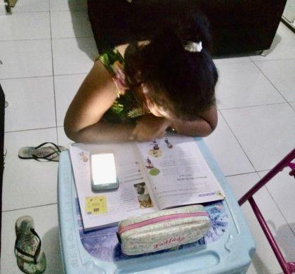 Escola pública em Natal promove aulinhas virtuais