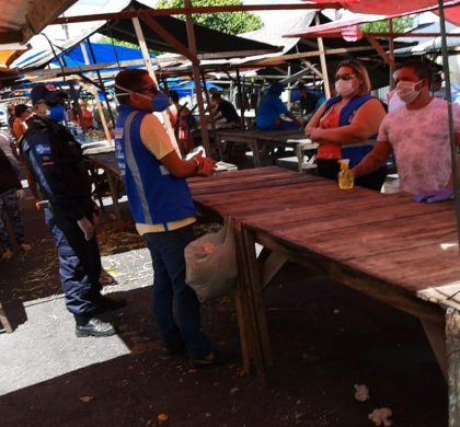 Com exigências sanitárias, Prefeitura de São Gonçalo libera feiras livres
