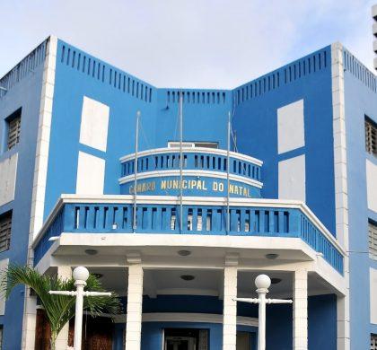 Coronavírus: Câmara de Natal prorroga suspensão de atividades até 30 de junho