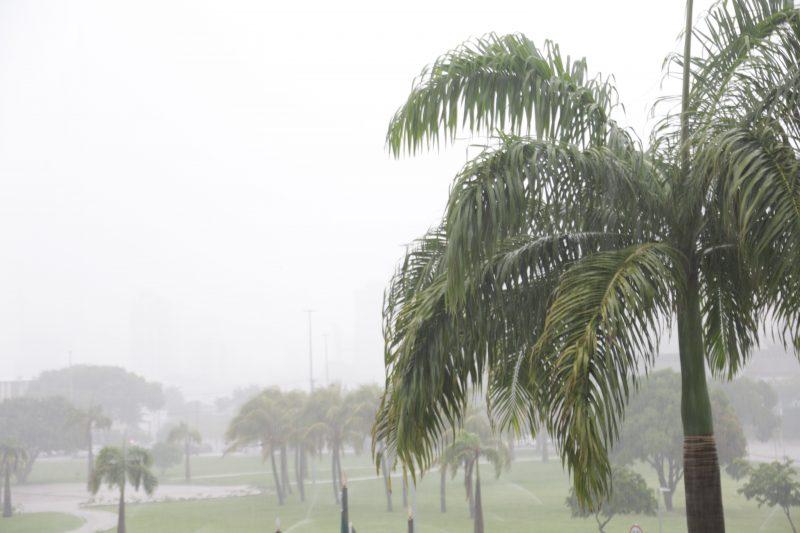 Março começa com fortes chuvas no interior do RN