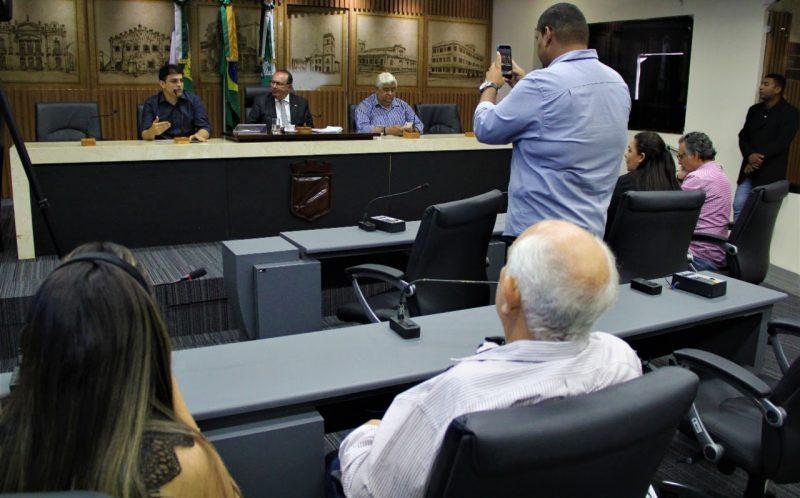 Comissão de Finanças reinicia trabalhos com aprovação de projetos