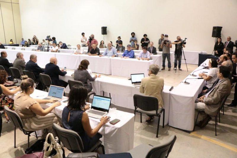 Governo do Estado reúne poderes para discutir combate ao novo coronavírus