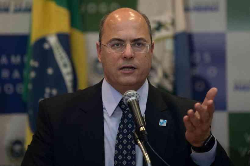 Witzel anuncia decreto para renovar isolamento no Rio de Janeiro