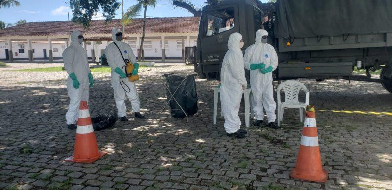 CODERN participa de capacitação com Forças Armadas para combate ao novo Coronavírus