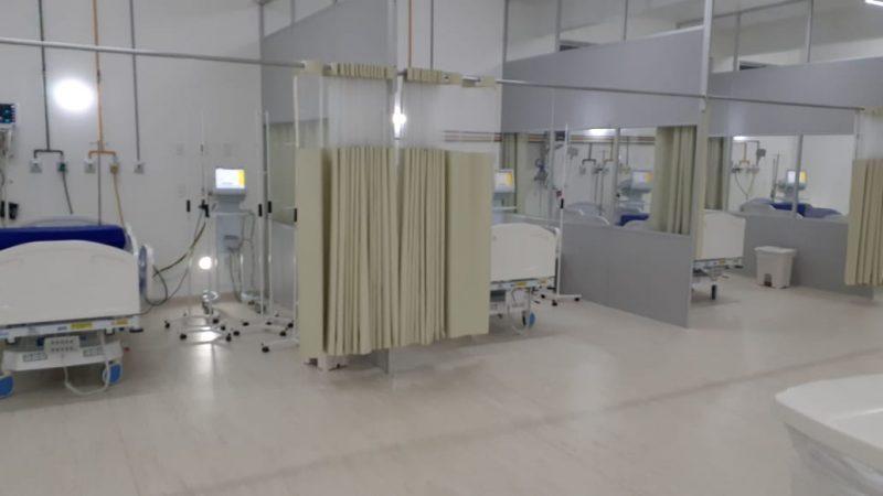 Governo disponibiliza novas UTI's em Mossoró