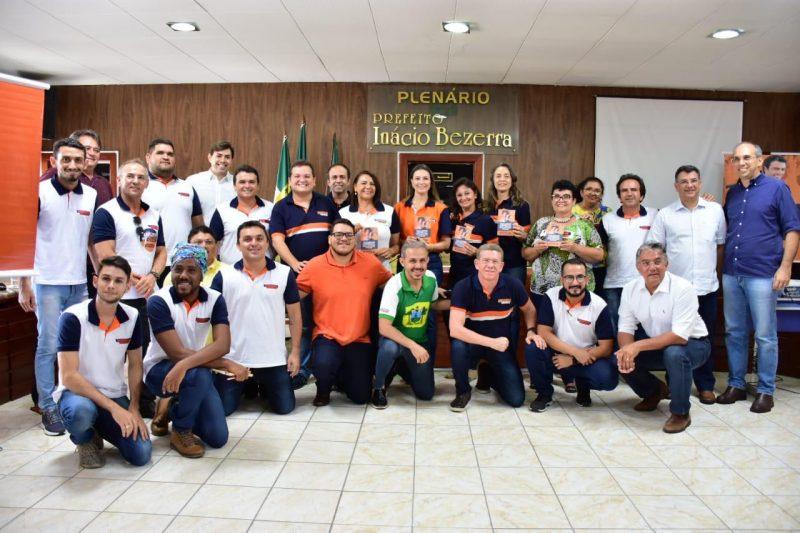 Solidariedade monta chapa para disputar cadeiras na Câmara de vereadores de Caicó