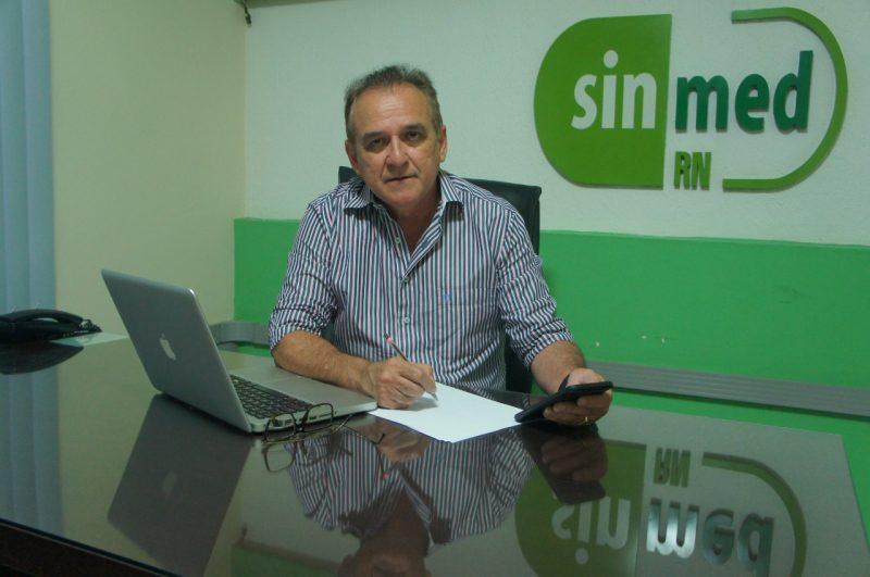 Sinmed/RN entra com liminar para suspender licitação do Hospital de Campanha do Estado na Arena das Dunas