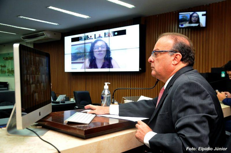 Em nova sessão virtual,Câmara de Natal vota projetos para combate ao coronavírus