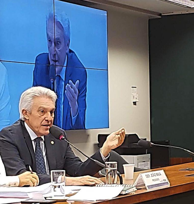 Deputado João Maia defende a CIDE-Digital
