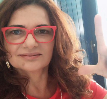 Coordenadora de saúde da Vice-governadoria, Adriana Patriota anuncia candidatura a vereadora em Natal pelo PC do B