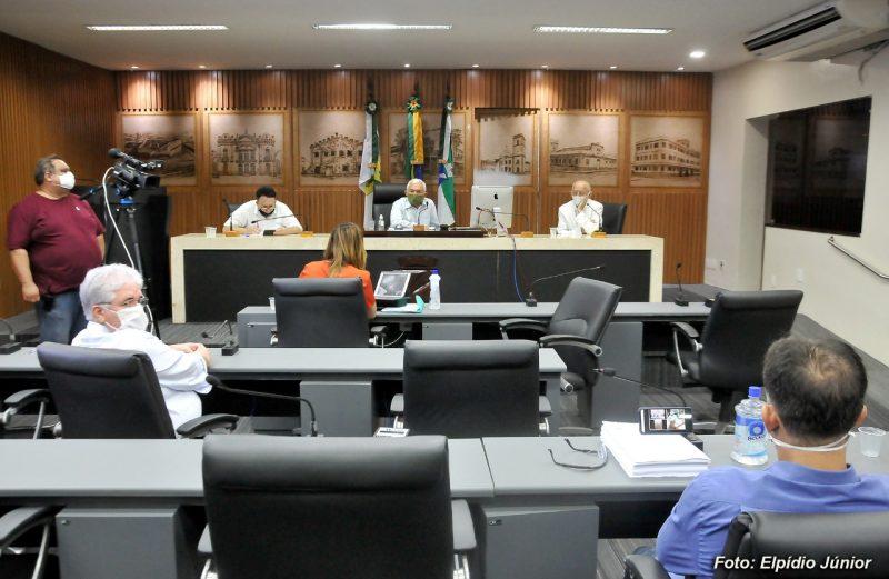 Comissão Especial se reúne e avalia ações do Executivo em combate ao coronavírus