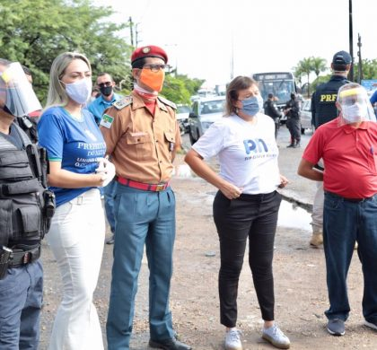Governo realiza blitzen sanitárias na Região Metropolitana em parceria com municípios