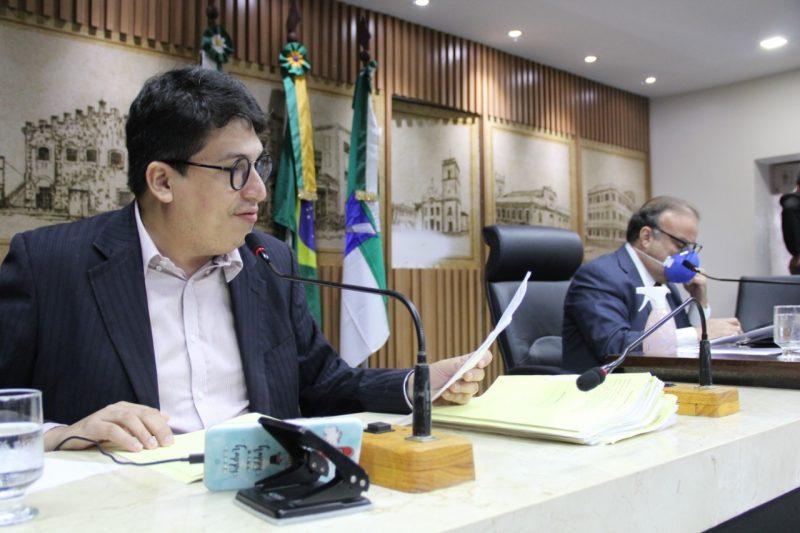 Projeto sobre remanejamento de servidores para a Saúde é aprovado na Câmara