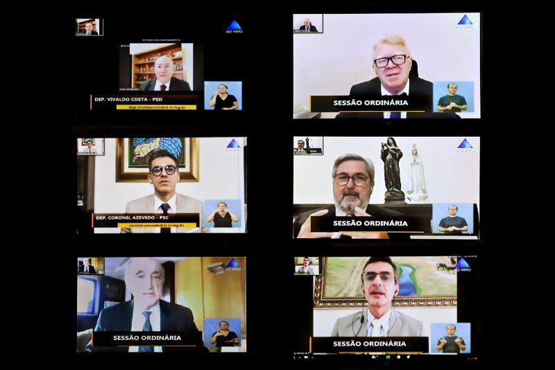 Deputados pregam união de classe política para recuperação financeira do RN