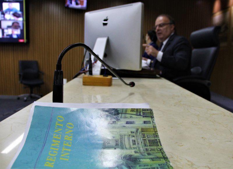 Coronavírus: Câmara discute novos projetos destinados ao período de pandemia