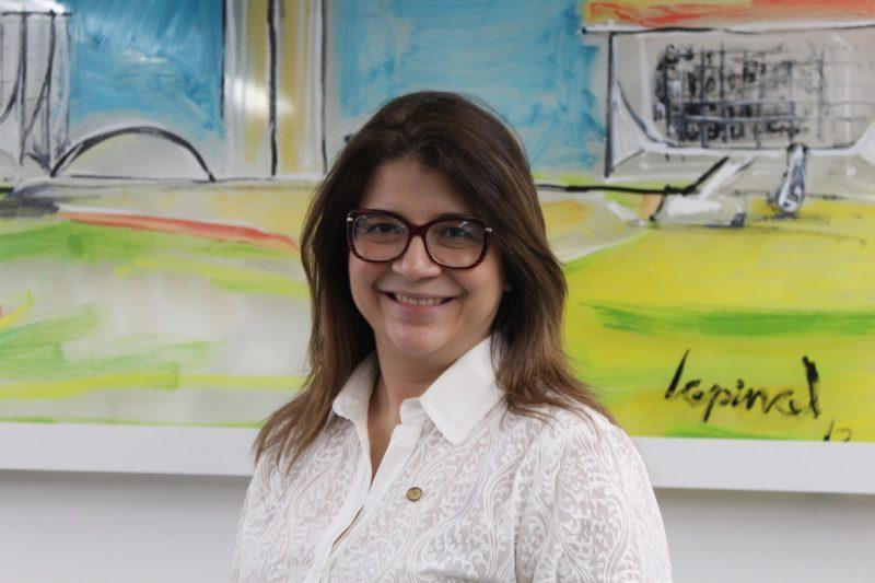 Carla Dickson é indicada para compor como membro titular a Comissão Externa de Ações Contra o Coronavírus