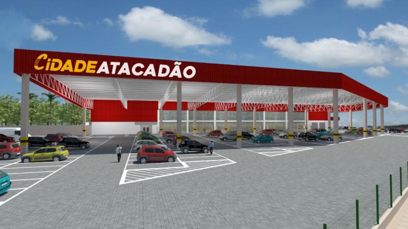 Cidade Atacadão inaugura nova unidade em Parnamirim