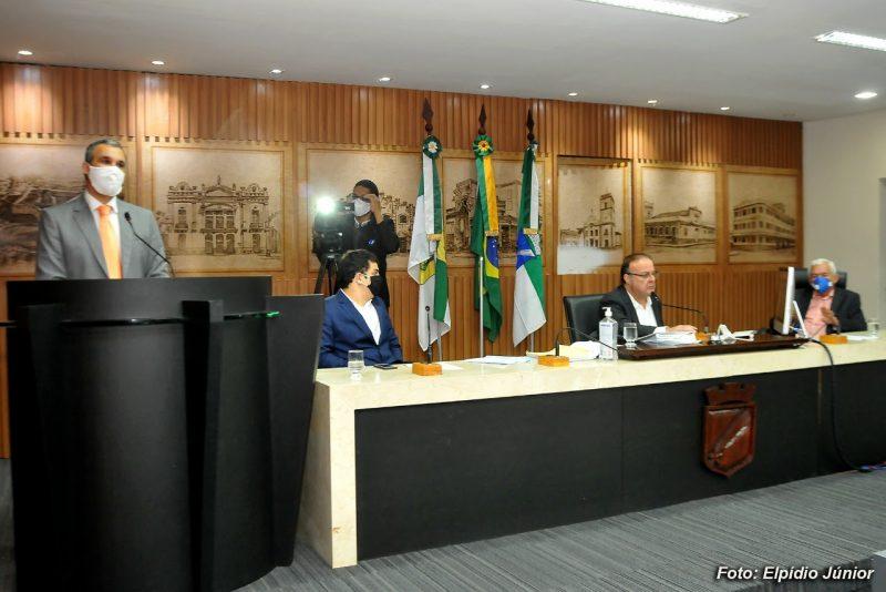 Vereadores aprovam projeto sobre repasses à Previdência Municipal em período de pandemia