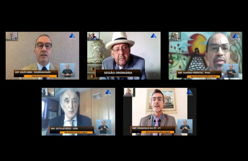 Líderes parlamentares cobram transparência sobre participação do RN no Consórcio Nordeste