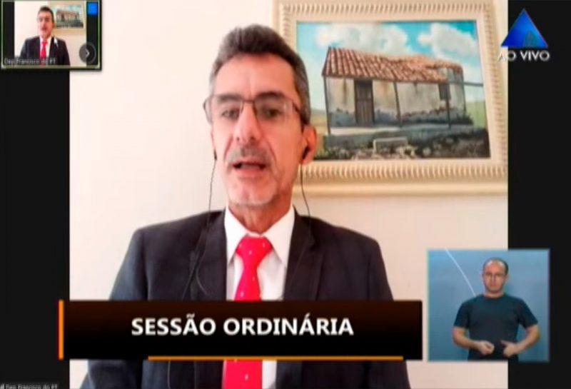 Deputado Francisco do PT afirma que existe previsão de recursos para implementação do Projeto Seridó