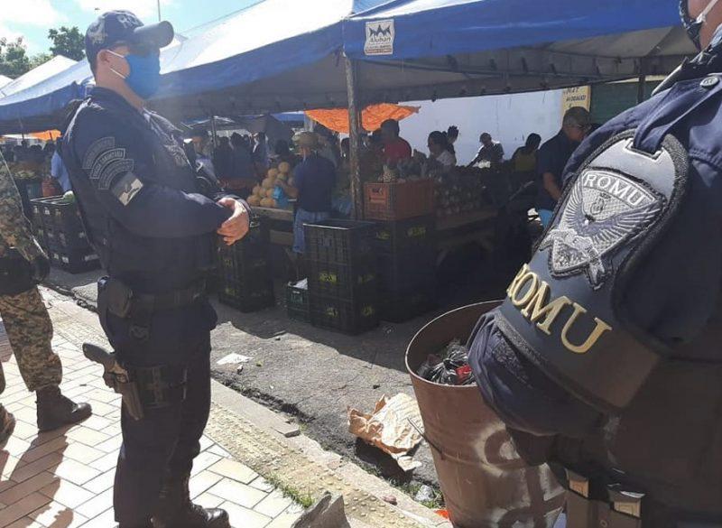 Guarda Municipal de Natal também está na linha de frente contra o coronavírus