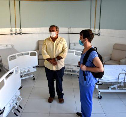 Natal amplia rede de leitos no Hospital dos Pescadores
