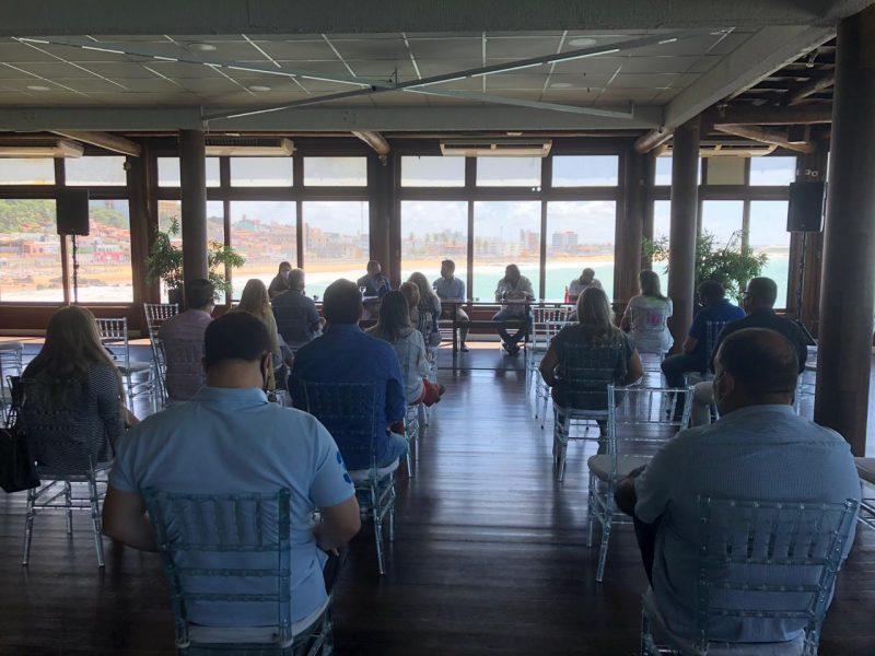 Presidente do SHRBS-RN destaca decreto municipal e defende reabertura de buffets e recepções