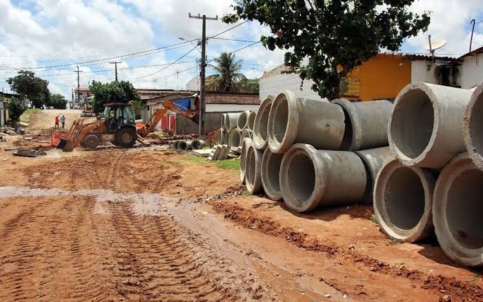 Ministro confirma a prefeito mais R$ 21 milhões para saneamento em Natal