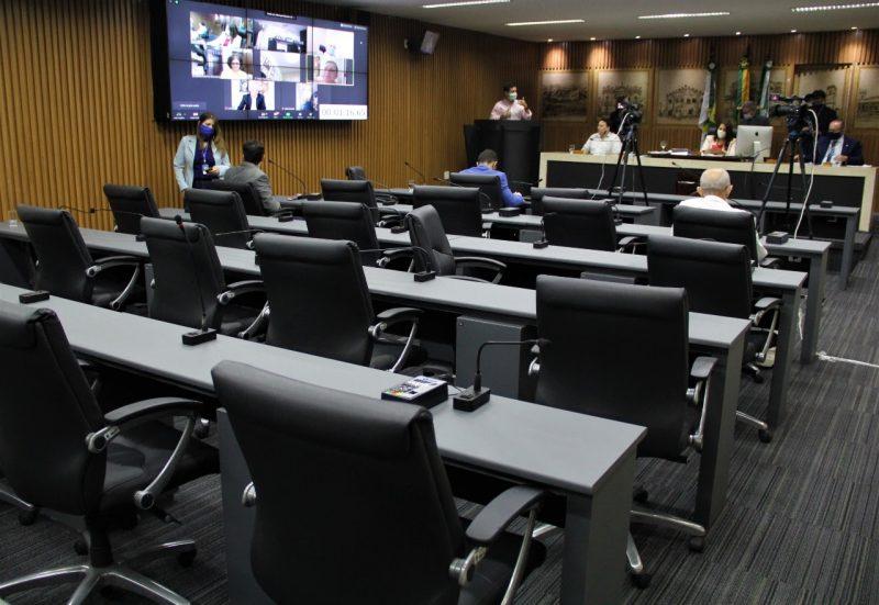 Lei de Diretrizes Orçamentárias começa a ser votada na Câmara de Natal