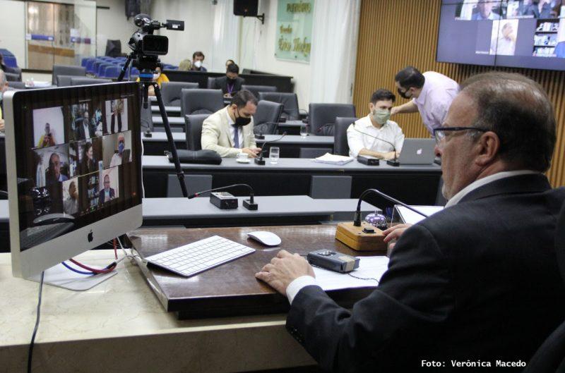 Câmara de Natal conclui votação da Lei de Diretrizes Orçamentárias